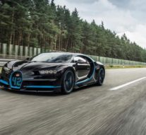 Bugatti Chiron и бивш Ф1 пилот поставиха нов световен рекорд (видео)