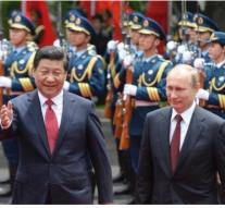 Като победители във Втората световна война, Китай и Русия имат мисия за мира по света