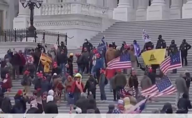"""ФБР бие тревога! Ако Конгресът се опита да отстрани Тръмп, ще избухне """"огромно въстание"""