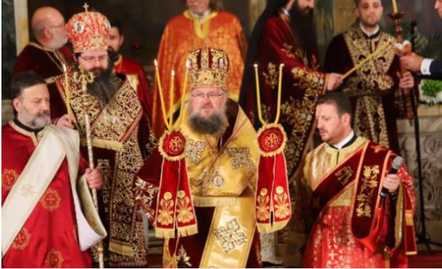ВЕЛИКДЕН Е. ХРИСТОС ВОСКРЕСЕ1